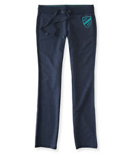 aeropostale womens ny 1987 shield skinny sweatpants