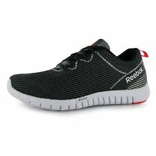 Reebok Z QuickLite Running Shoes Womens Black/Red Run Fitness Trainers Sneakers
