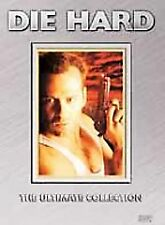 Die Hard Collection (DVD, 2001, 6-Disc Set, Ultimate Collection)