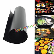 Yoshi Grill Bake Nonstick BBQ 2 Mats Pack Easy Baking Grilling ,As Seen on Tv BU