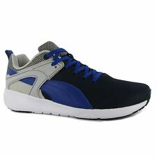 Puma Aril Blaze Training Shoes Mens Navy/Grey Sports Fitness Trainers Sneakers