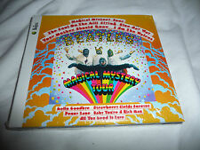 THE BEATLES MAGICAL MYSTERY TOUR REMASTERED CD NEW WITH MINI DOCUMENTARY