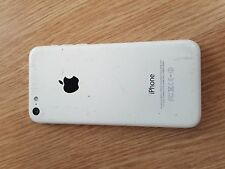 Apple iPhone 5c - Working CONDITION - TURNS ON! - Parts or repair
