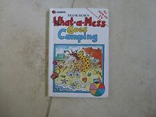 What a Mess goes Camping by Frank Muir (Ladybird 1st Ed) Afghan Hound Dog