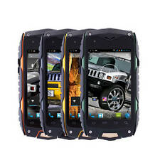 Discovery V11 Android 5.0 Smartphone Rugged V8 Waterproof Phone Quad Core 2G/3G