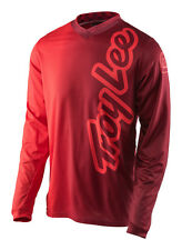 Troy Lee Designs GP Off-Road Jersey - 50/50 RED - Adult Small-2XL