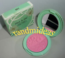 Paul & Joe Face Powder G-Face Blush-Midsummer Nights LE-Available In 2 Palettes