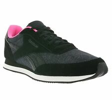 NEW Reebok Royal Classic Jogger Shoes Women's Sneakers Sports Shoes Black AR1975