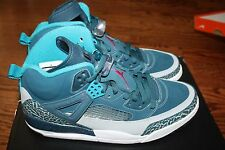 NIKE MEN'S AIR JORDAN SPIZIKE BASKETBALL SHOES SPACE BLUE STYLE 315371 407