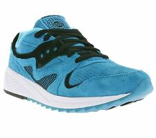 NEW Saucony Grid 8000 Shoes Men's Sneakers Sneakers Blue S70223-2 Sports