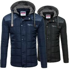 BOLF Extreme 1658 Between-seasons jacket Men's Hooded Jacket Between season