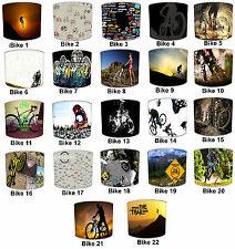 Lampshades To Match Mountain Bike Duvets & Mountain Bikes Wall Decals & Stickers