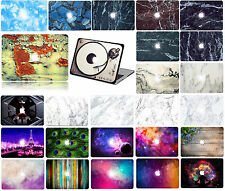 "Painted Marble Pattern Hard Case Cover For Macbook Pro 13""15""12 Retina Air 13""11"