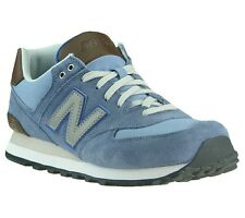 New New Balance ML574 Shoes Trainers Blue ML574BCD Casual shoes WOW