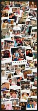"FRIENDS - FRAMED TV SHOW POSTER / PRINT (POLAROID COLLAGE) (SIZE: 21"" X 62"")"