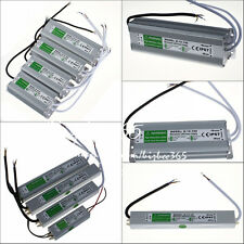 10W-150W 12V DC Transformer High Power Supply Adapter LED Driver Waterproof Sale