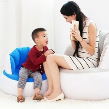 Lovely Shell Inflatable Sofa Kids Parents Game Room Chair ECO Comfy Leisure Sofa