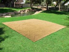 OUTDOOR TURF RUG 12'x12' deck patio area carpet mat