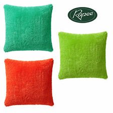 Pluto Bright Colored Tufted Filled Cushion by Rapee  45 x 45cm