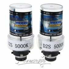 2PCS 35W D2S/D2C Xenon Car Replacement HID Light Bulb Headlight Lamp TOP Quality