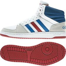 Adidas VLHOOPS MID Shoes trainers trainers NEO Hoops White New