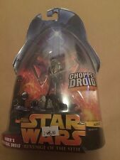 Star Wars Revenge Of The Sith VADERS MEDICAL DRIOD Action Figure New