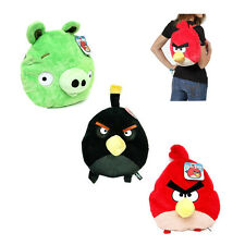 ROVIO Kids Plush Angry Birds Travel Buddies Backpack Toys Cell phone Ipod Bag