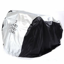Waterproof Triple 3 Bike Bicycle Scooter Rain Dust Snow Sun Cover w Storage bag
