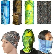Multi-function Scarf Headband Face Mask Neck Protector Outdoor Camping Fishing
