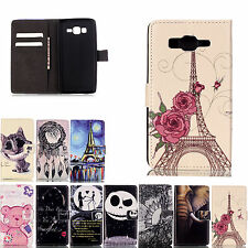Cozy Leather Flip Stand Wallet Cover Soft Case For Samsung Galaxy S7 Edge S6 LG