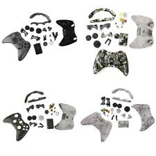 Full Housing Shell Cover Case Buttons Mod Kits for Xbox 360 Wireless Controller