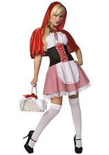 Sexy Adult Red Riding Hood Costume