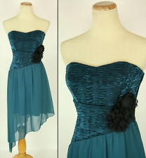 NEW WINDSOR $80 Teal Homecoming Party Cocktail Dress Available In Size 3,5,7, 9