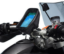 Helix Locking Strap Motorcycle Mount + One Holder for Apple iPhone 5 5c 5s SE