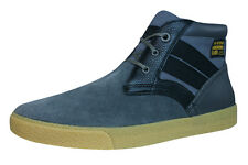G-Star Bowery Upstart Mens Hi Top Leather Trainers - Grey - 777 See Sizes