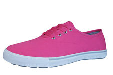 Skechers Go Vulc Strand Womens Trainers / Shoes - Pink - 13732 See Sizes