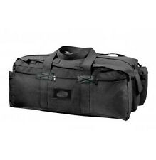 "Mossad Canvas Duffle Bag Choice of Black or Olive 35"" x `15"" x 12"""