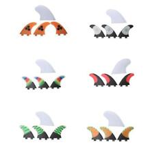 PERFORMANCE CORE HONEYCOMB surfboard Shortboard THRUSTER FINS (set x 3) G5 Size