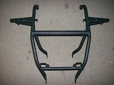 YAMAHA GRIZZLY 550 & 700 FRONT BUMPER BLACK METAL FRAME GUARD 07-15