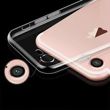 Ultra-Thin Clear Soft Silicone TPU Gel Transparent Case Cover For iPhone 7 Plus