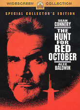 The Hunt for Red October (DVD, 2003, Collector's Edition)