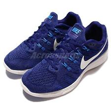 Nike Lunartempo 2 Two Blue White Mens Running Shoes Sneakers Lunarlon 818097-406