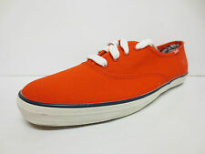 LADIES KEDS RED LACE UP CASUAL CANVAS SHOES STYLE - CHAMP OX