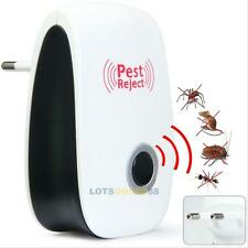 Electronic Ultrasonic Anti Mosquito Rat Mice Pest Bug Cockroach Control Repeller