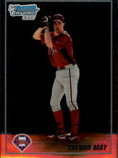 2010 Bowman Chrome Prospects #BCP36 Trevor May - NM