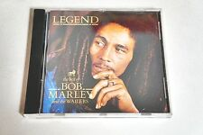 LEGEND - THE BEST OF BOB MARLEY AND THE WAILERS-CD
