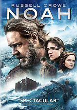 NOAH (DVD) Russell Crowe EXCELLENT CONDITION SHIPS NEXT DAY