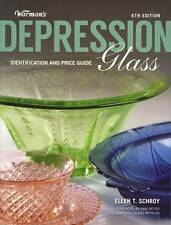 2014 Warmans Depression Glass 6th Collector Price ID Guide 170 Patterns