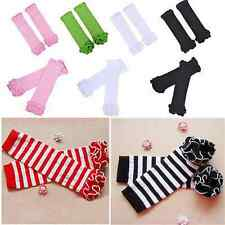 1 Pair Children Baby Girls Socks Leg Warmers Sock Kneepad Tight Stocking Socks