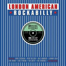 London American Rockabilly - 32 Original Recordings (2LP Gatefold Vinyl) NEW